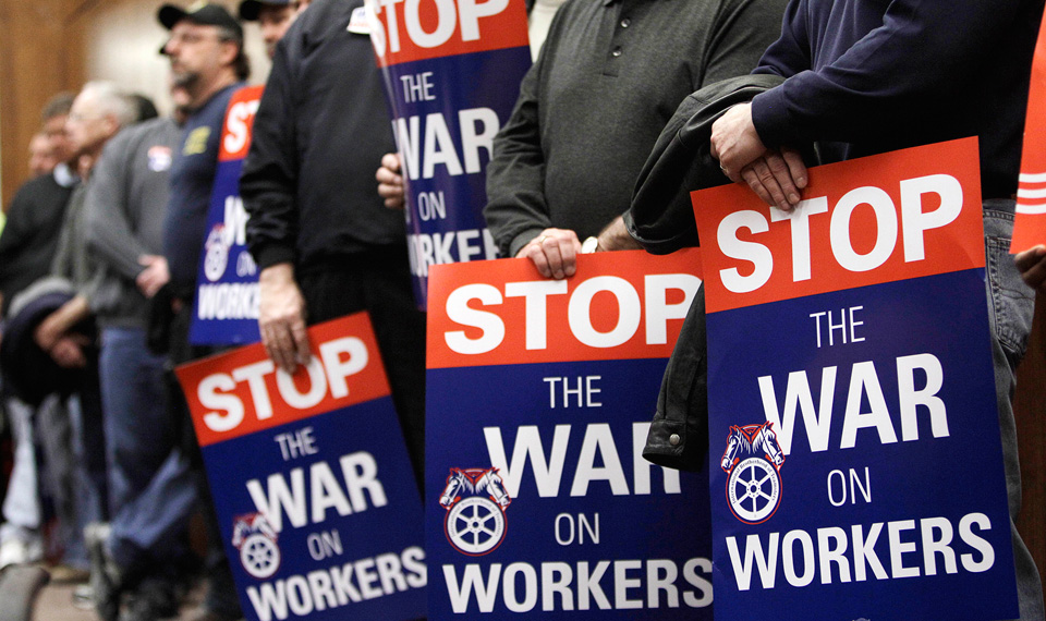 Trump measure allows companies to ignore labor laws