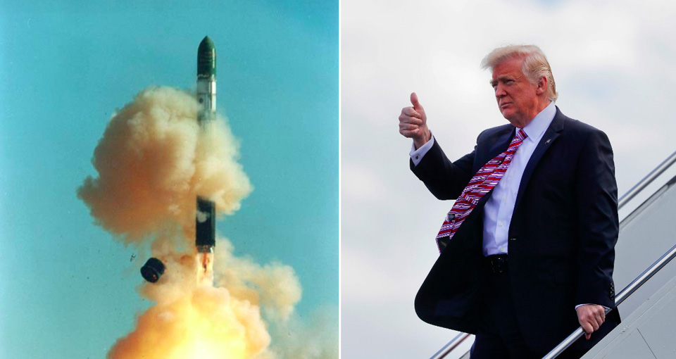 Dr. Kroenig: Or, how I learned to stop worrying and love Trump's arms race