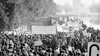 A 1960s activist looks back: Organizing in the pre-Twitter era