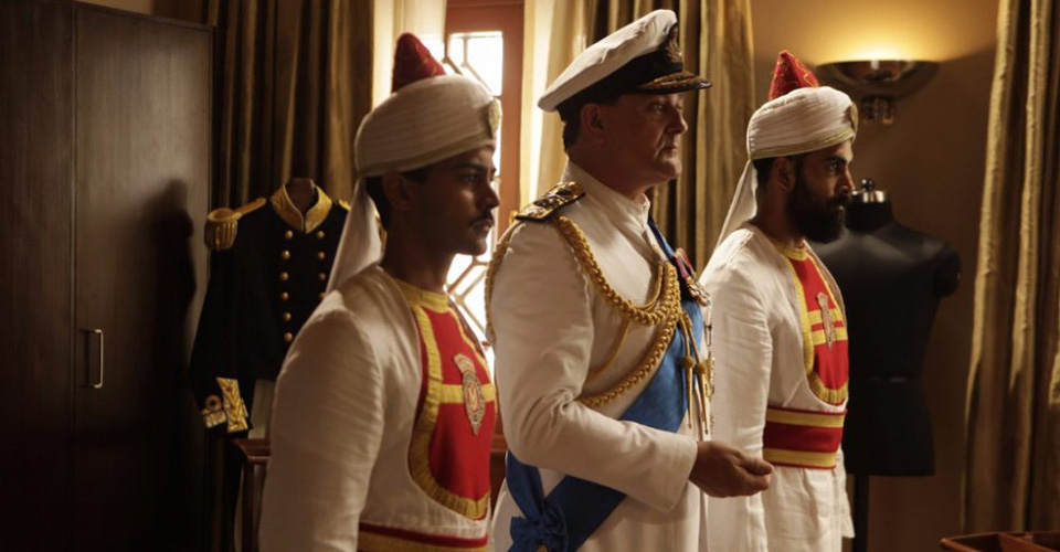 "Witness the end of an empire in ""Viceroy's House"""