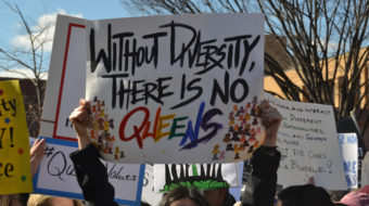 Queens comes out against Trump