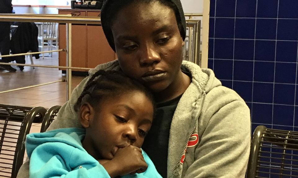 Refugee babies kept behind bars in Texas