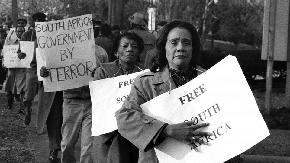 This week in history: Coretta Scott King born in 1927