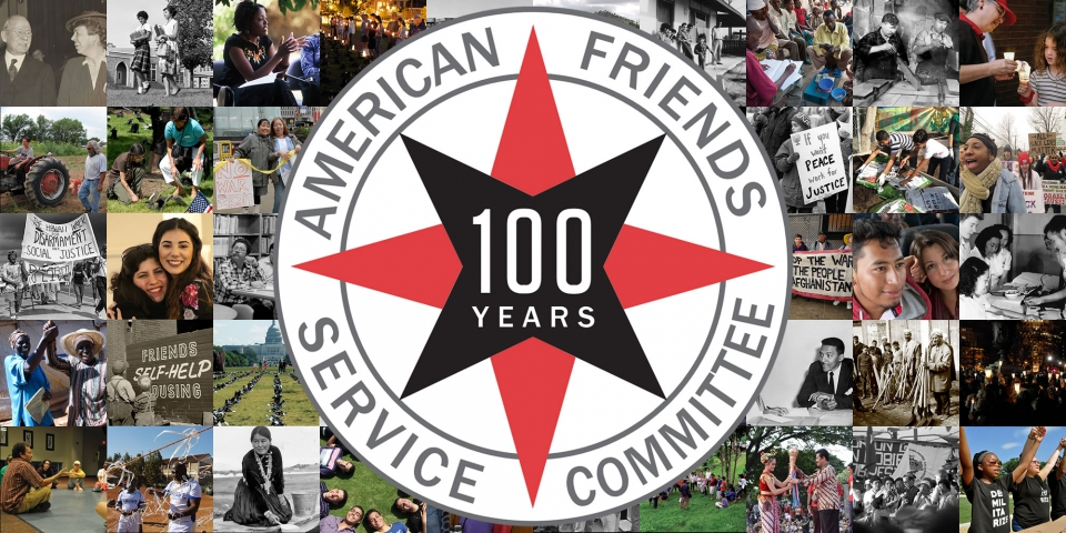 This week in history: American Friends Service Committee celebrates centennial
