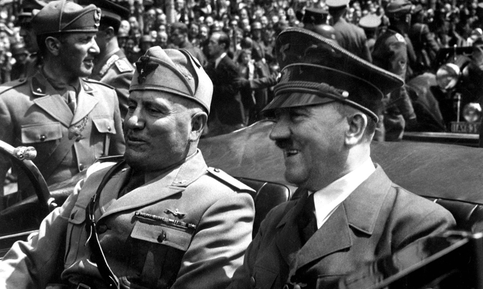 Bamboozled by hate: Fascism blamed 'the other' for capitalism's problems