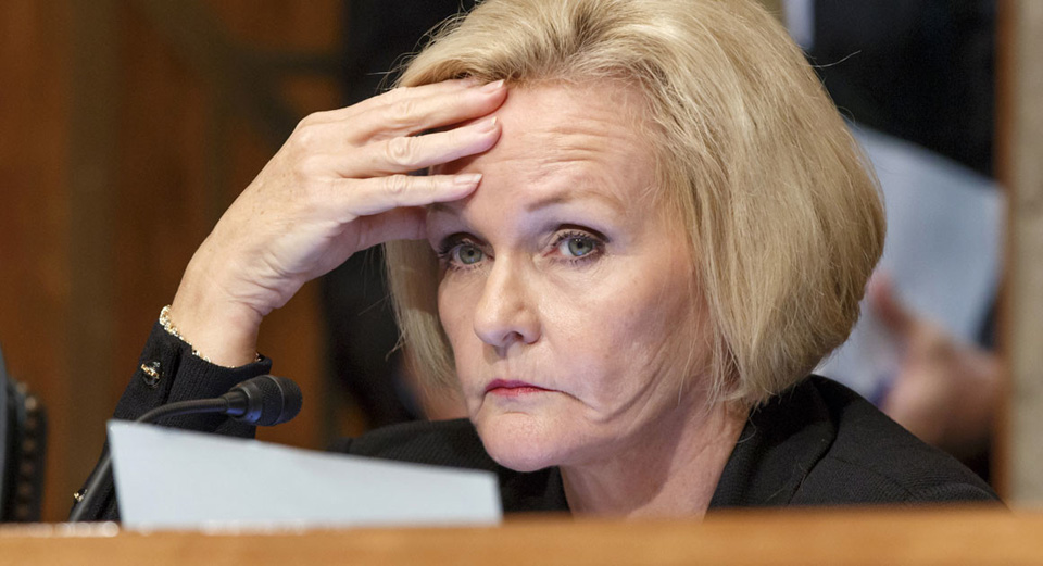 Sen. McCaskill demonstrates the limits of neo-liberal centrism