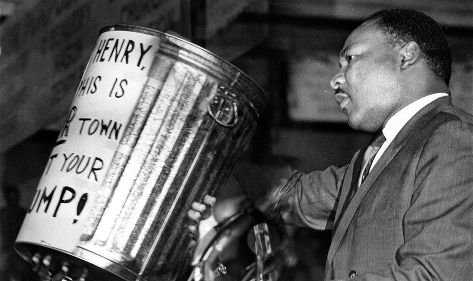 Fight for $15, BLM continue the agenda of Dr. King