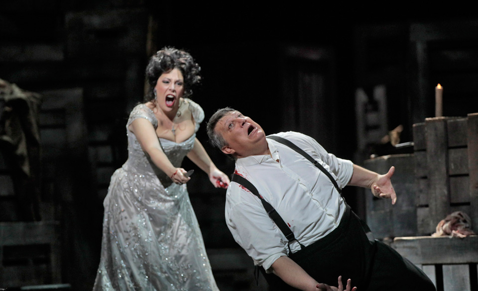 """Tosca"" explores themes of sexual harassment, right-wing politics"