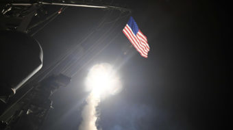 Trump: Stop bombing Syria, stop the deadly war for oil
