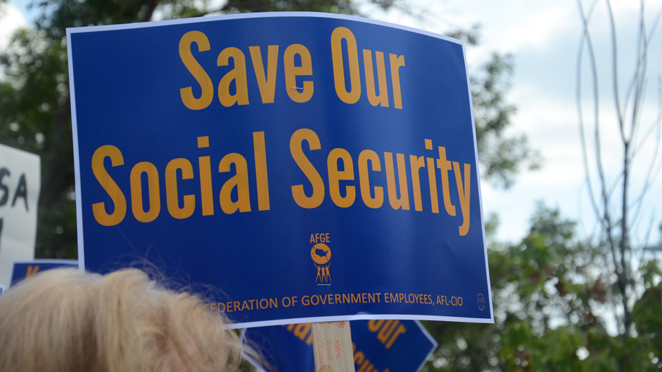 The attack on Social Security, Medicare and Medicaid is rapid and brutal