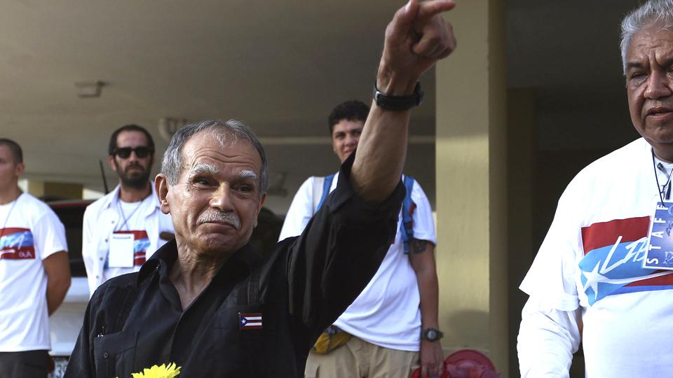 López Rivera pide unidad boricua por un mejor Puerto Rico