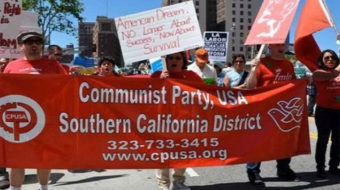 California may soon lift ban on Communists in government