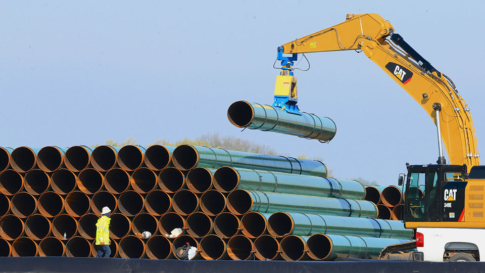 Environmental violations a continued feature of Dakota Access pipeline