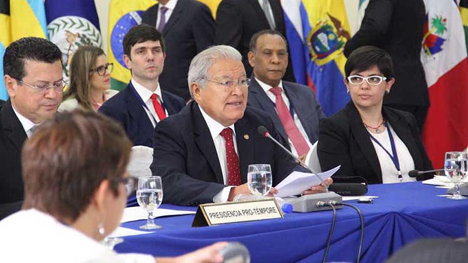 Comienza reunión de la Celac sobre situación en Venezuela