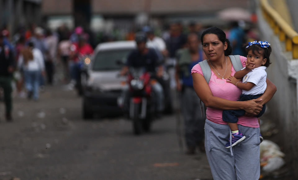 Violent destabilization in Venezuela: Prologue for U.S. intervention?