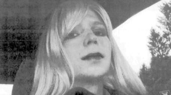 Chelsea Manning is free at last