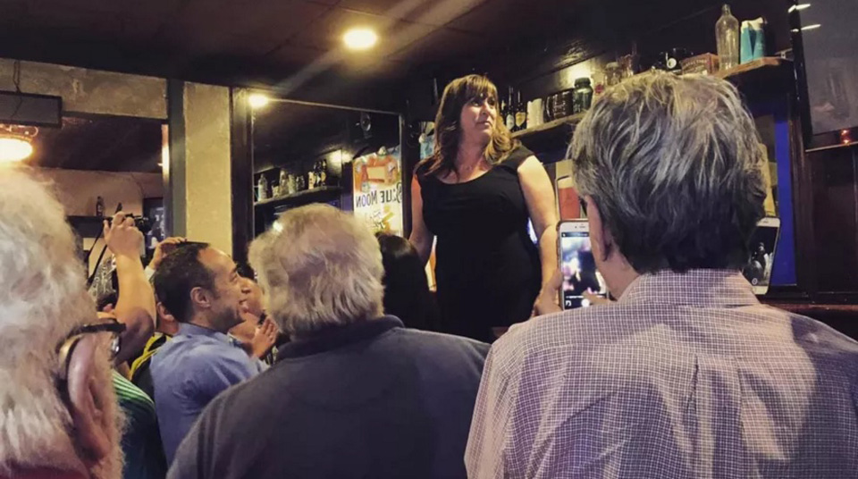 Long Island teacher flips right-wing stronghold