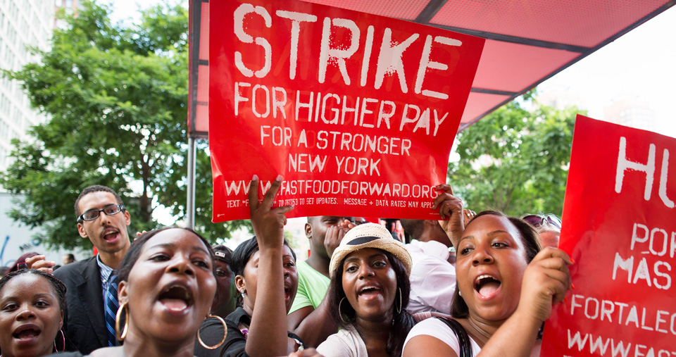 Service workers win battle over scheduling