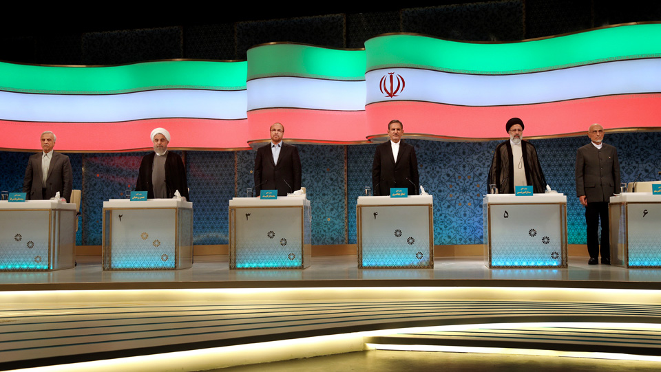 Iran: Fundamentalist leaders leave voters only bad options for new president