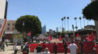 "Los Angeles' street heat ""will overcome any tweet"""