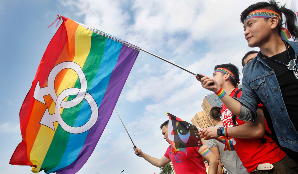 First in Asia: Victory for marriage equality in Taiwan