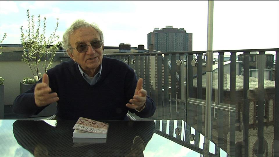 "New Bulgarian documentary ""Angel Wagenstein: Art is a Weapon"""