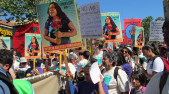 Thousands gather in Oakland for May Day actions