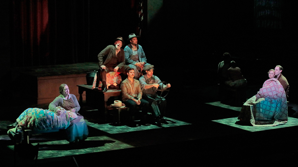 """New opera version of """"The Grapes of Wrath,"""" a modern masterpiece"""