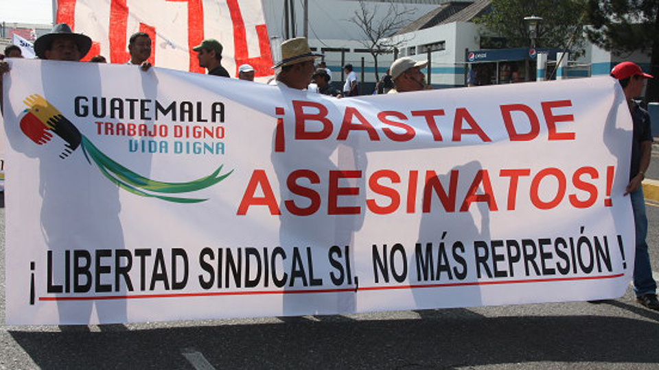 After nine years, arbitrators bounce AFL-CIO complaint on Guatemala labor conditions