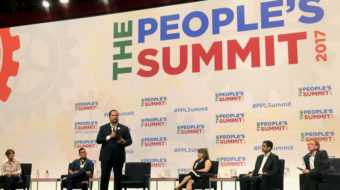 Peoples Summit participants jumping into election battles