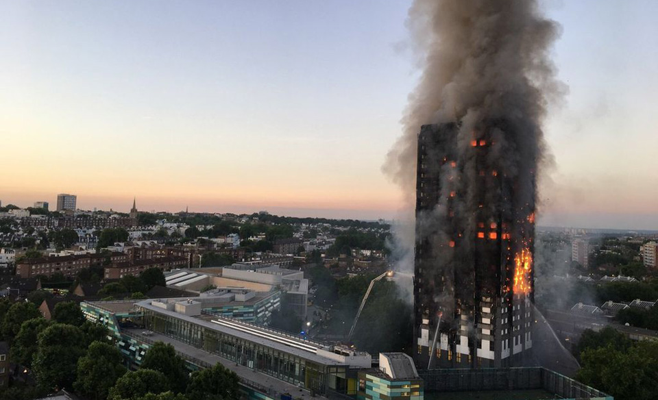 The Grenfell Tower inferno: Do working class lives matter?