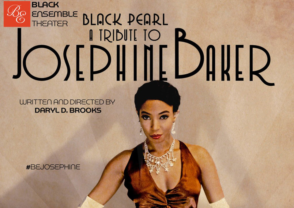 Aesthetics meets politics in Josephine Baker tribute