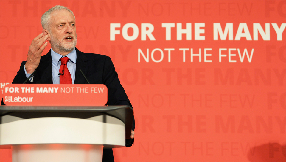 Interview with Jeremy Corbyn: Britain's next socialist prime minister?