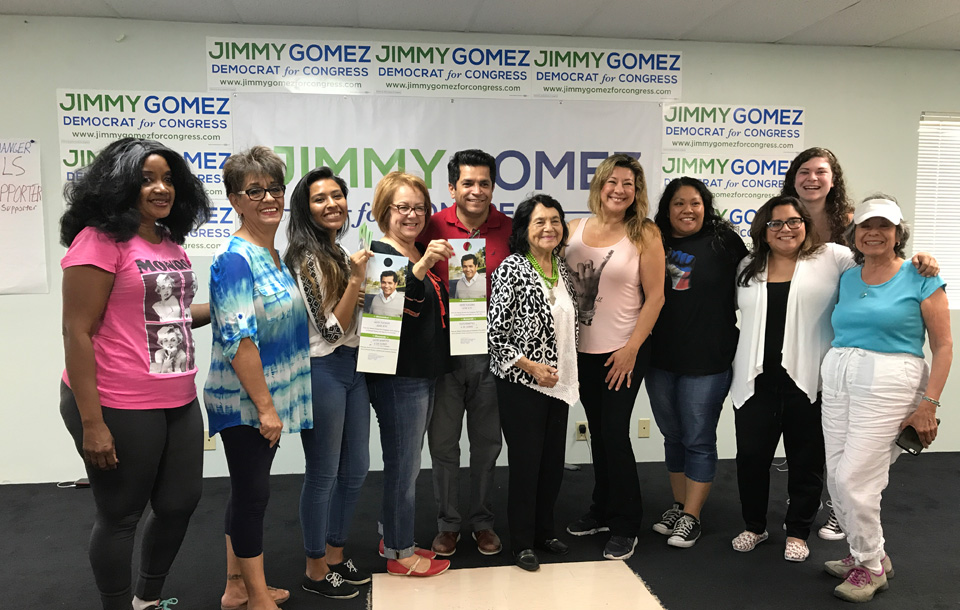 Jimmy Gomez elected to Congress from downtown Los Angeles