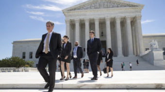 Supreme Court allows Trump travel ban to go partially into effect