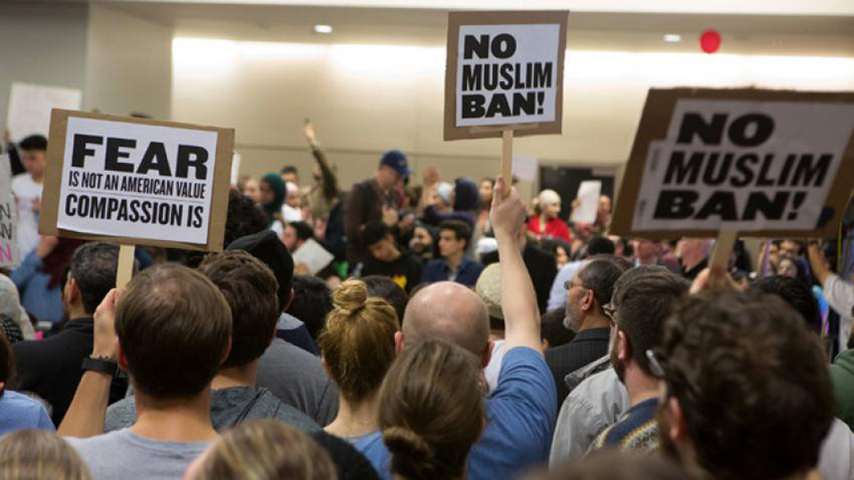 Civil rights groups react to Muslim Ban partial reinstatement