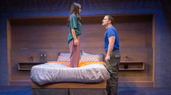 """""""Pilgrims"""": New play asks questions about replicating utopian genocide"""