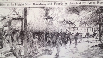This week in history: East St. Louis rocked by race riot, 1917