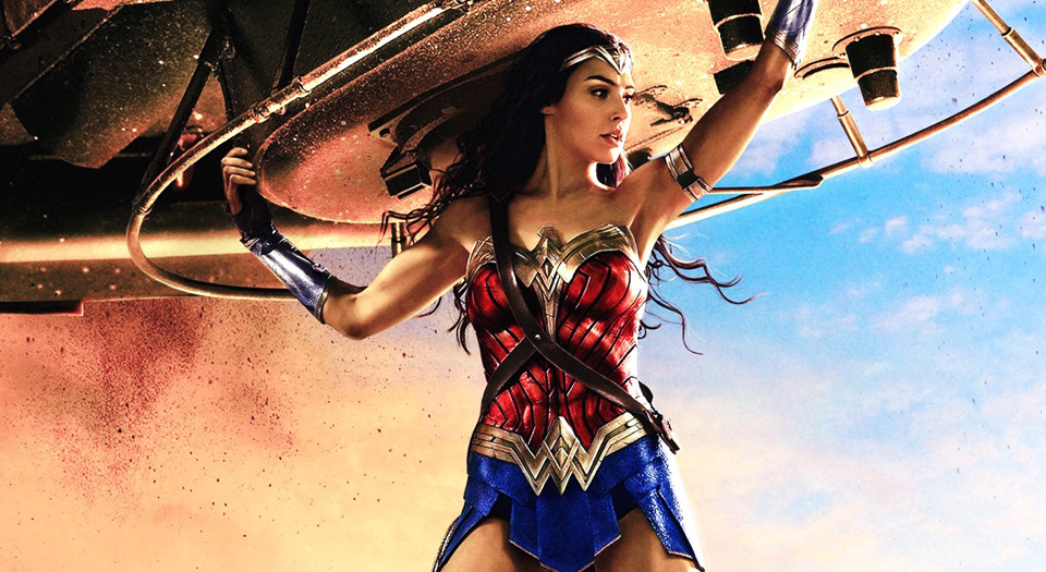 The radical roots of Wonder Woman
