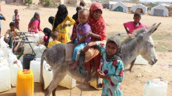 Oxfam advierte que el cólera en Yemen mata a una persona casi cada hora