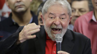 Defensa de Lula da Silva presenta primera apelación