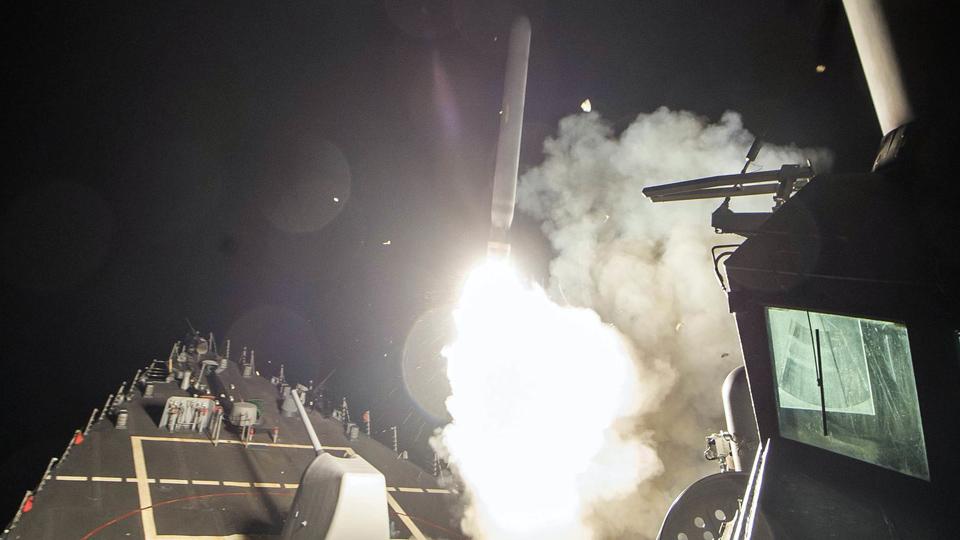 EE.UU. ¿una fase «superior» en la guerra contra Siria?