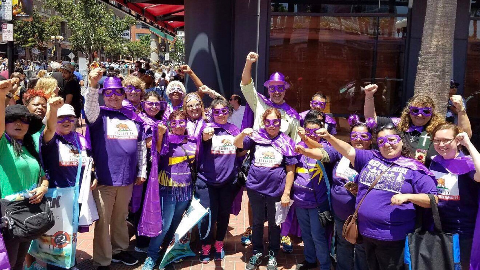 The real heroes of Comic-Con: San Diego security guards fight for a union