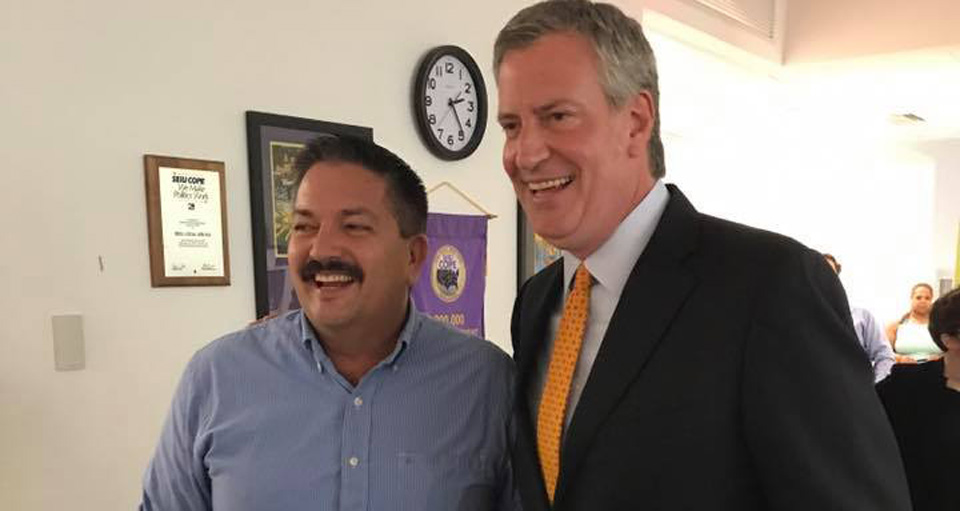 Randy Bryce has the bulldog bite of a working-class politician