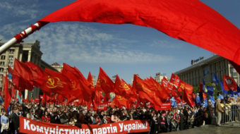 Ukrainian Communists appeal ban; court ruling due today