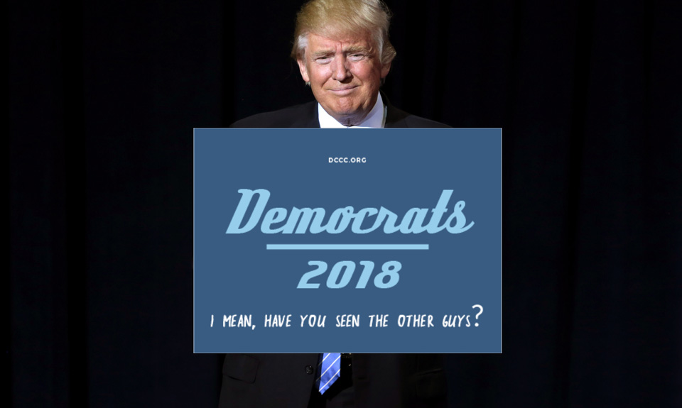 New Democratic Party slogan is sadly telling