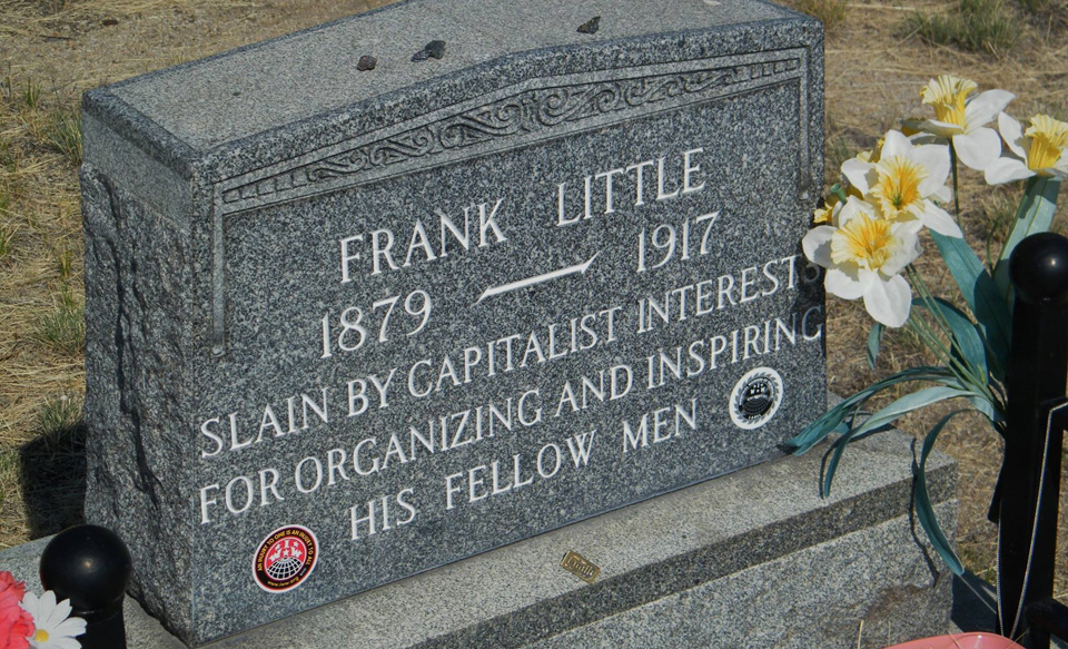 This week in history: The murder of the IWW's labor leader Frank Little