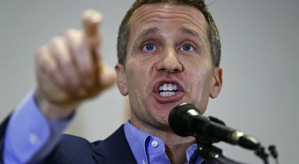 Missouri Gov. Greitens slashes St. Louis' $10 minimum wage down to $7.70