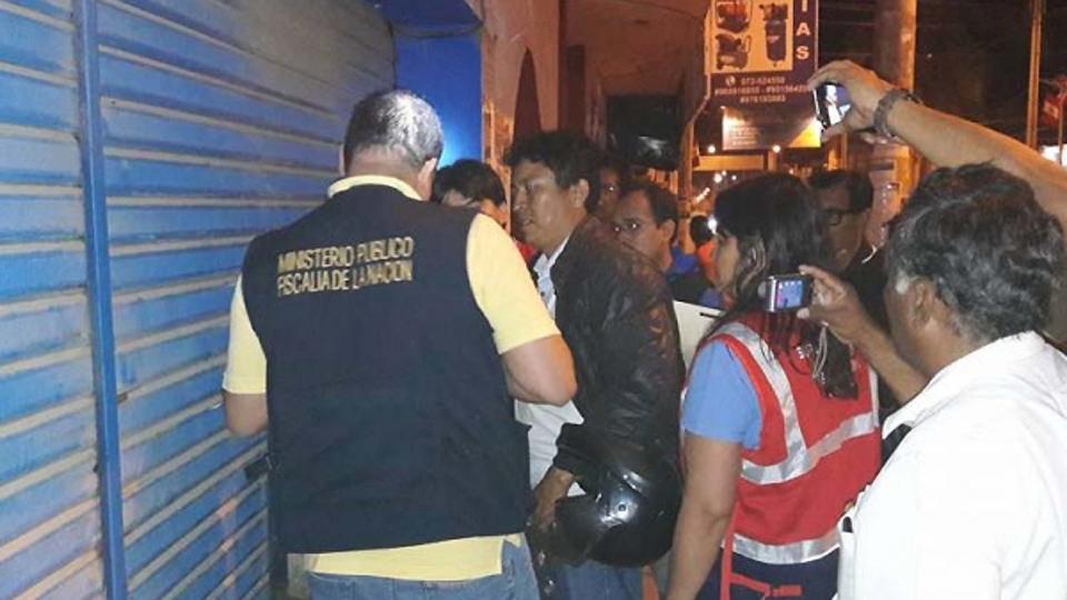 Más casos de peruanos que laboraban encerrados