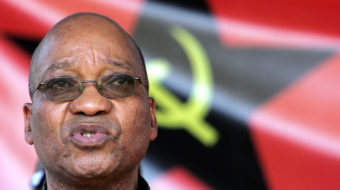 South African Communists ban President Zuma from party congress